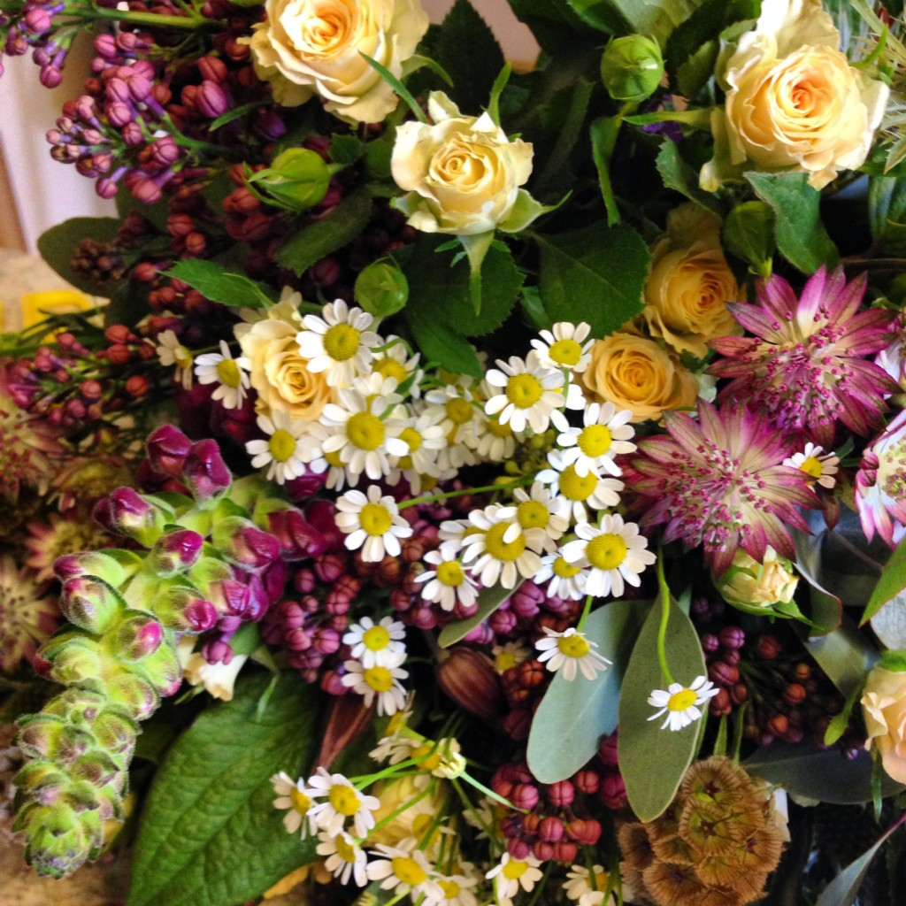 wiltshire Young Blooms florist