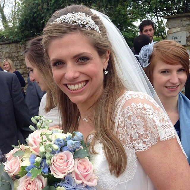 Wedding flowers Wiltshire
