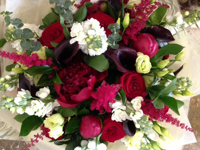 wedding flowers Young Blooms Wiltshire