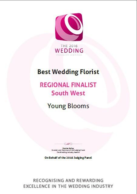 wedding industry awards